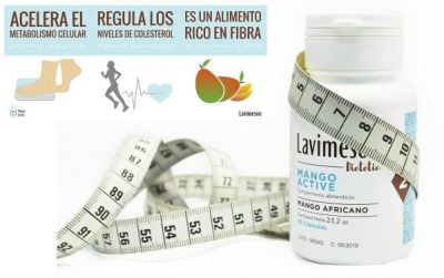 Lavimeson- (Extracto de mango africano)