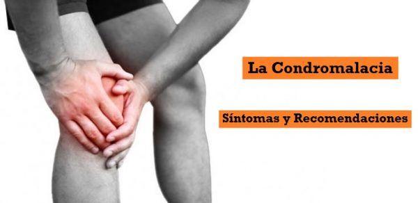 Recomendaciones para la CONDROMALACIA Rotuliana