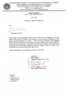 edaran perpanjangan pembayaran spp 001