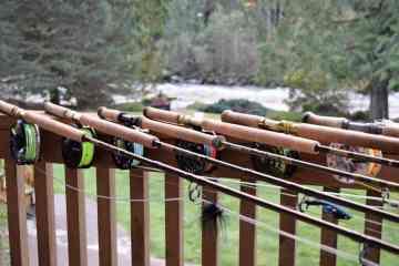 Fiskerejser og fiskeeventyr - fluegrejet er klart