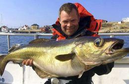 Fiskerejser Norge Frøya