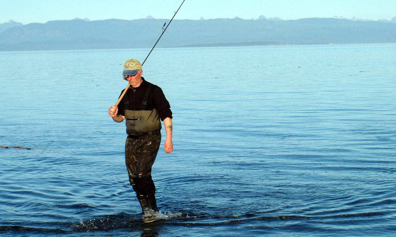 Fiskerejse-til-Vancouver-Island-efter-sølvlaks---allan-på-vej-ind