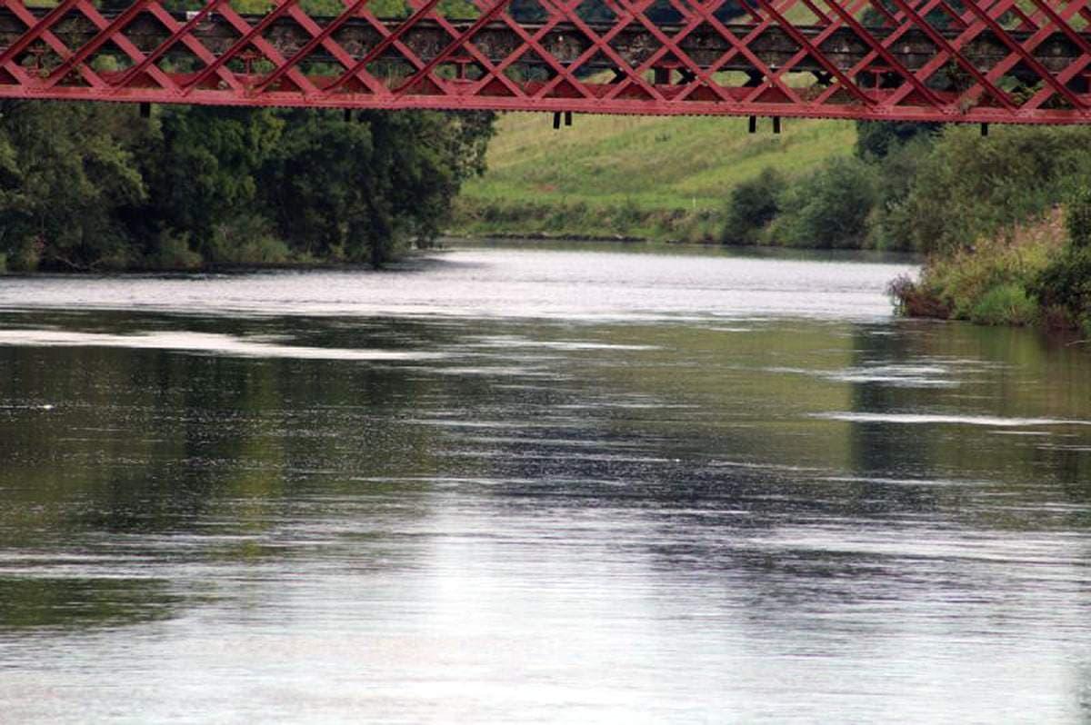 fiskerejser efter Laks, ørred og stør fiskerejse til irland ballyduff bridge beat 2