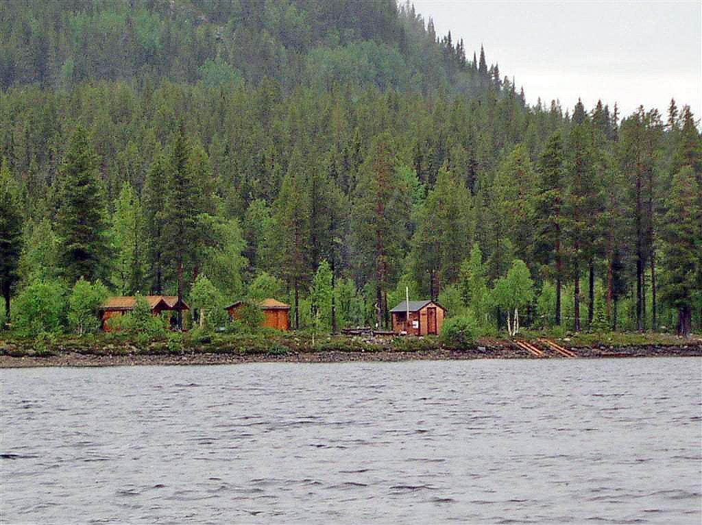 Fiskerejse til lapland Masvik hytter 3