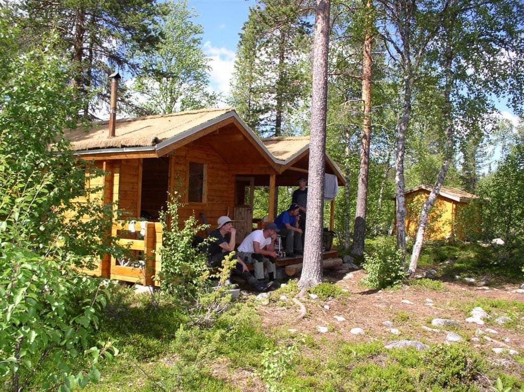 Fiskerejse til lapland - camp Marsvik