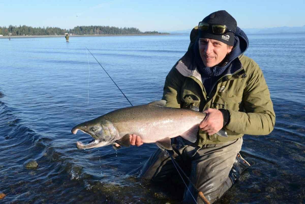 Fiskerejse efter sølvlaks