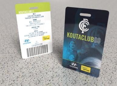 Carlton FC – Kouta Club 08