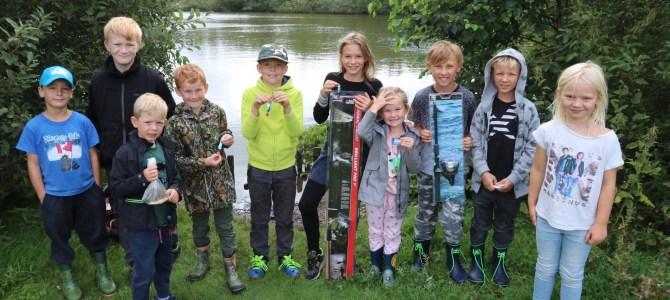 Sønderjydsk Sportsfiskerforening: Fiskekonkurrence for børnene
