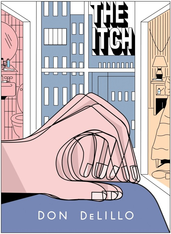 The Itch - Illustration by Richard McGuire