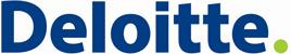 Deloitte Main Sponsor