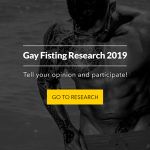 Gay Anal Fisting Sex Research 2019