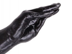 Fisting Arm - Black - 14inch -40%