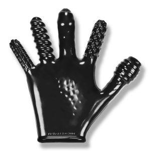 Oxballs FINGER FUCK Textured Glove sale $46.57 ($58.21)