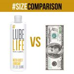 #Lube Life Lube Life Water Based Personal Lubricant