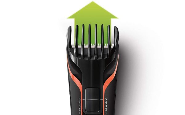 Philips Norelco Bodygroomer BG2039/42 - skin friendly, showerproof, beard and body trimmer and shaver