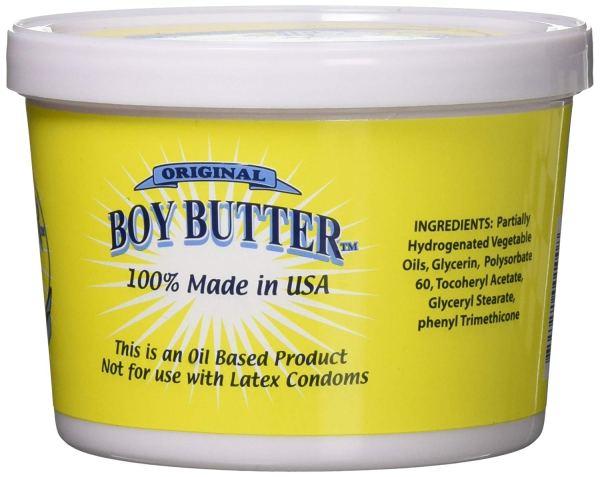 Boy Butter 16 Ounce