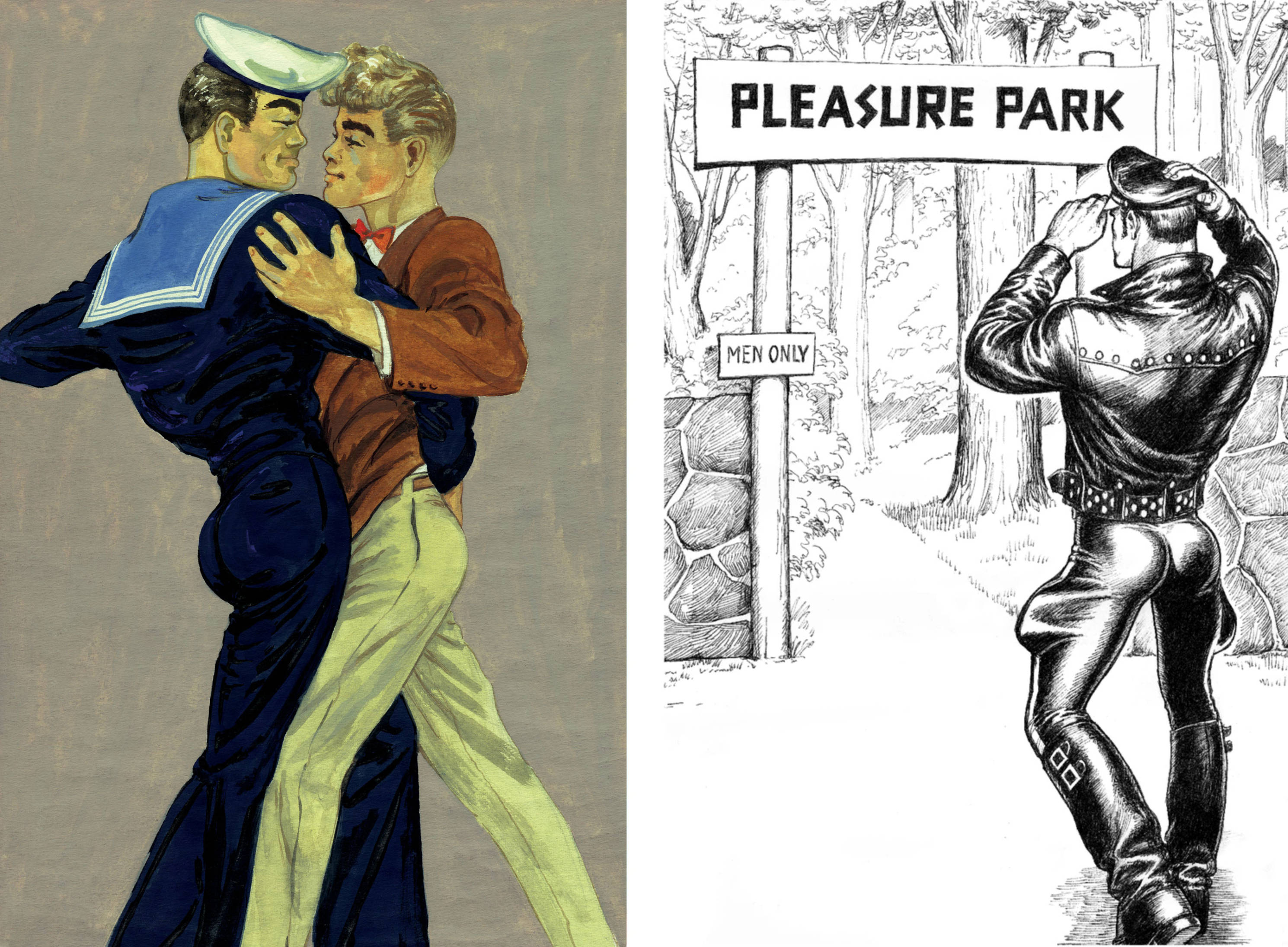 Touko Valio Laaksonen (8 May 1920 – 7 November 1991), best known by his pseudonym Tom of Finland, was a Finnish artist known for his stylized highly masculinized homoerotic art, and for his influence on late twentieth century gay culture.