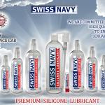 Swiss Navy Premium Silicone Sex Lubricant