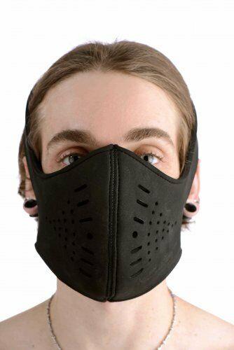 Neoprene Snap-On Face Mask