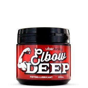 Uberkinky Elbow Deep Fisting Lubricant 500ml