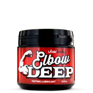 Uberkinky Elbow Deep Fisting Lubricant 500ml