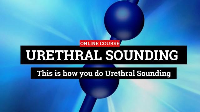 Urethral Sounding Guide