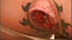 Bareback Gangbang With Fisting, Cum Filled Ass, And Felching