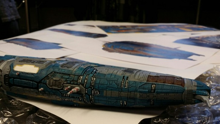 Homeworld Remastered Collectors Edition Mothership Model - First Look