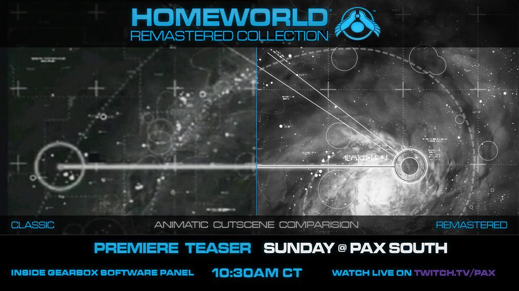 a space opera returns homeworld remastered release date screenhots and pax coverage fists of. Black Bedroom Furniture Sets. Home Design Ideas