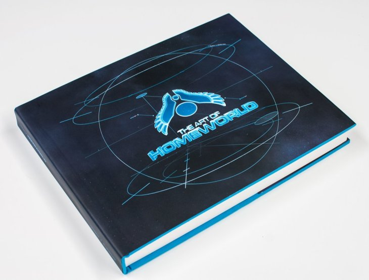 Art of Homeworld Book