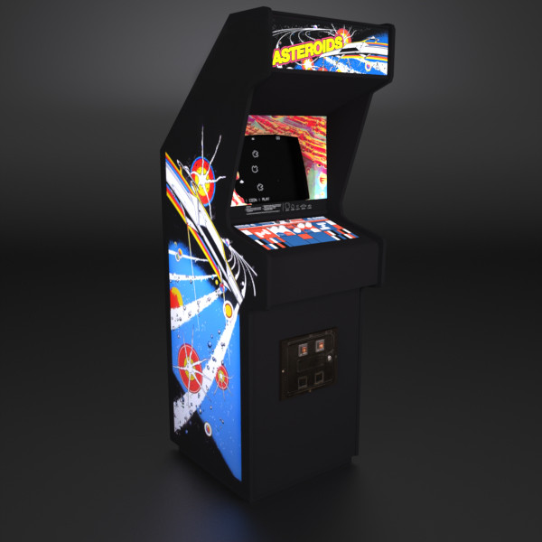 asteroids mame