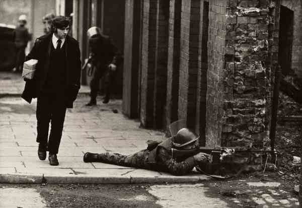 Don McCullin Photography London