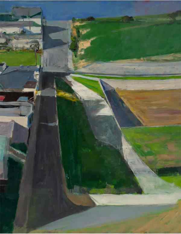 Richard Diebenkorn Royal Academy Fisun Ner