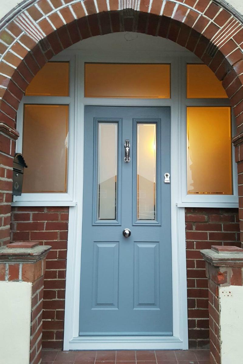Composite Doors Suffolk  Visit our Ipswich Showroom