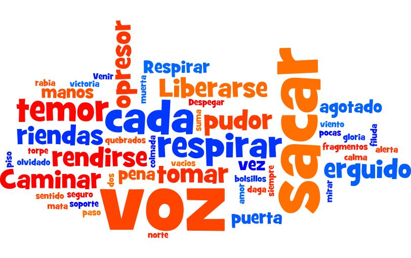 Sacar la voz – piosenka o wstawaniu z kolan