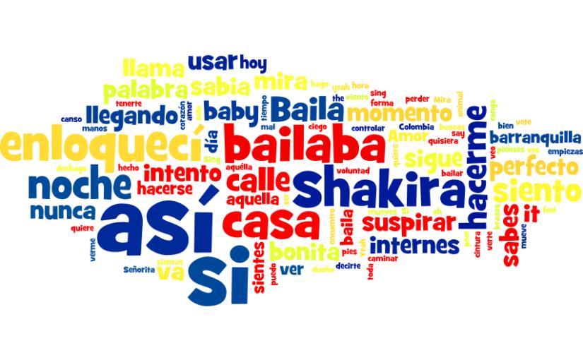 En Barranquilla se baila así czyli Shakira i jej biodra