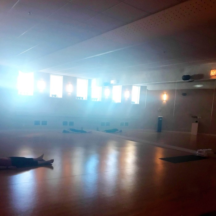 Hot Yoga on Crowfoot Review