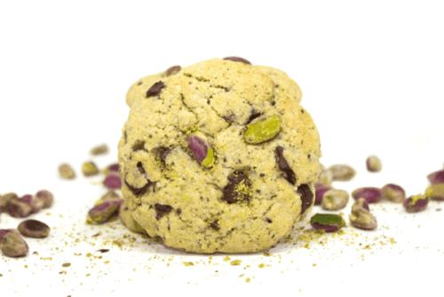 cookies pistache vegan