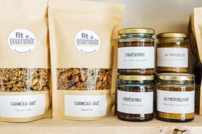 granola sans gluten pates a tartiner vegan healthy fit
