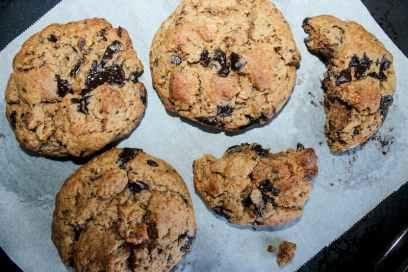 Cookies sans beurre healthy
