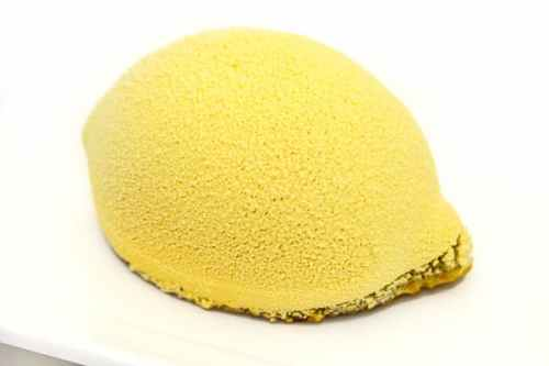 cheesecake citron jaune vegan et sans gluten
