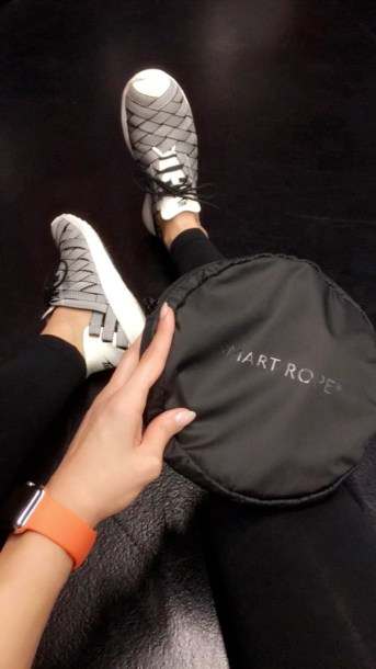 Smart Rope Carrying Pouch
