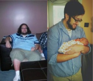 Fit2Father: One man's journey towards a healthier life and better parenting