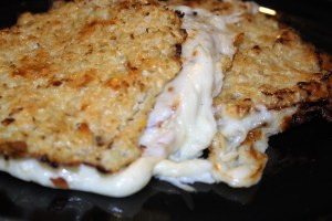 Recipe for low carb grilled cheese, grilled cheese without bread, cauliflower grilled cheese