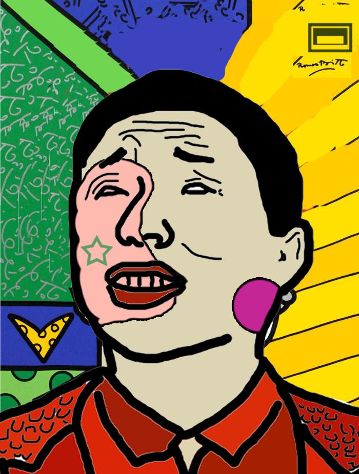 Pharrell Britto por Yuri de Castro