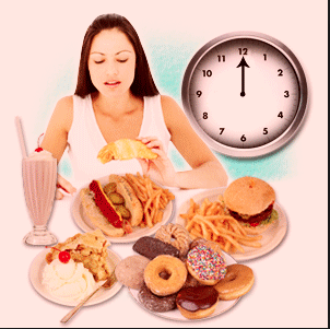 BINGE EATING: KNOW THE DANGER SIGNS