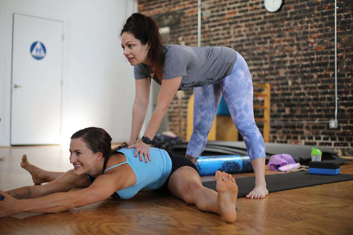 Muscle Imbalances Janda Syndromes Kristina Nekyia Fit and Bendy Fitness Instructor Studio