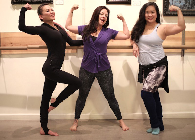 Fit and Bendy Instructors being a Bendy Badass with Any Body Type