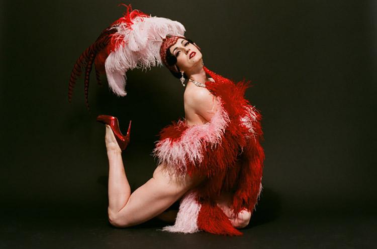 michelle l'amour burlesque