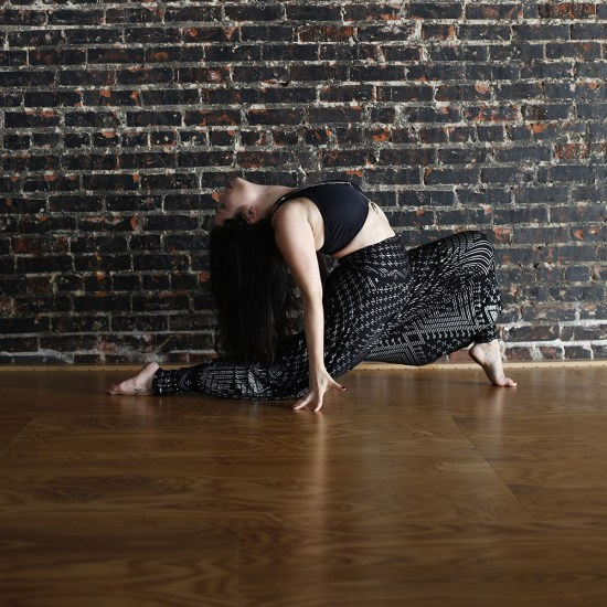Demystifying Flexibility Workshop with Kristina Nekyia of Fit and Bendy